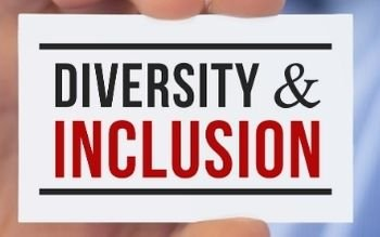 The words diversity and Inclusion